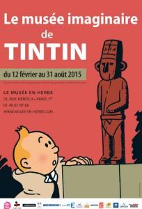 Tintin musée imaginaire